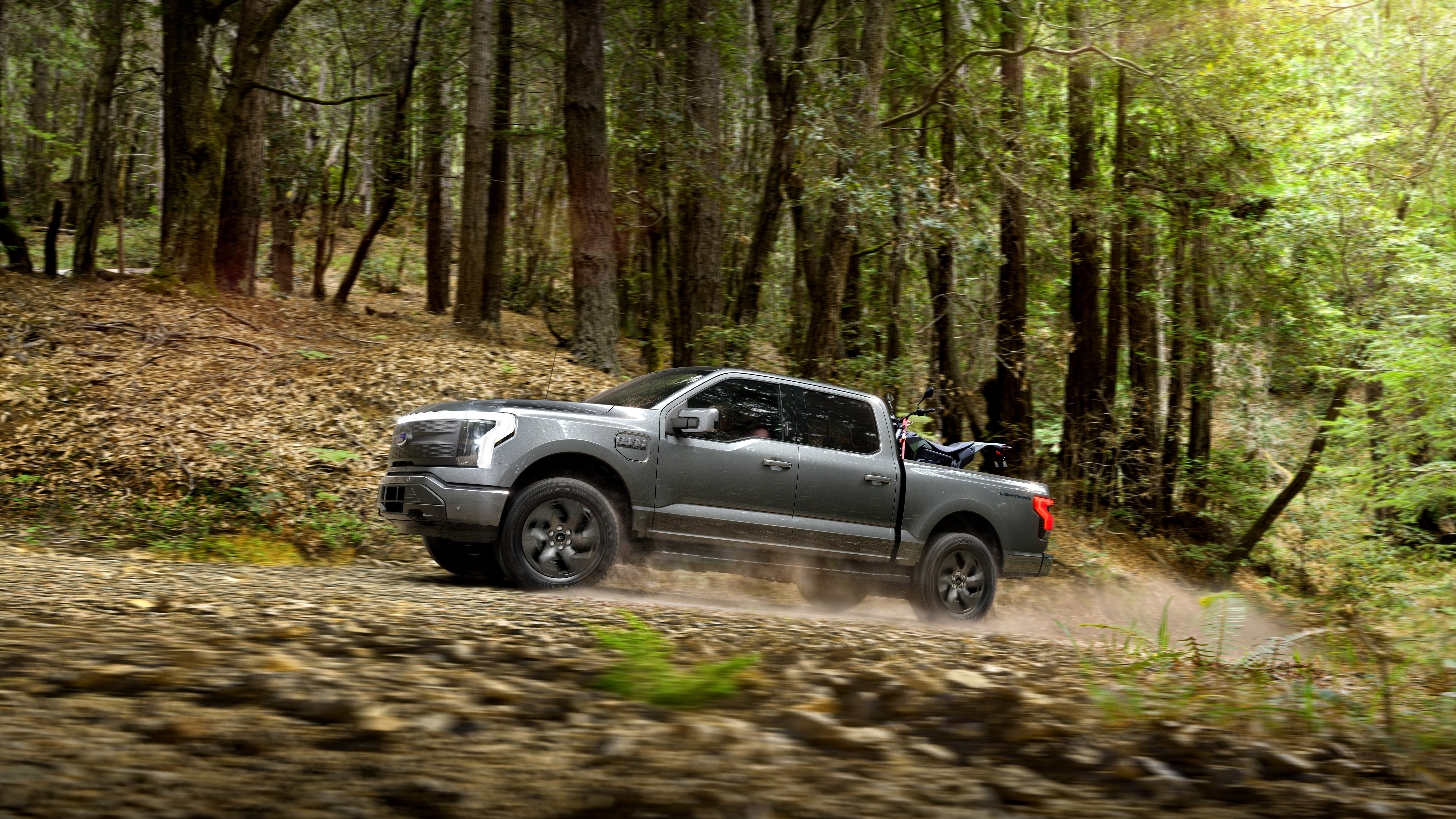 Ford Brings Back the 'Lightning' Name, Turns F-150 Electric