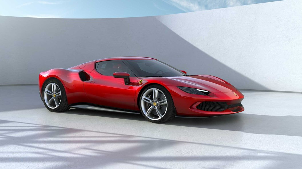 The Ferrari 296 GTB Poses a New Frontier for a Hallowed Brand