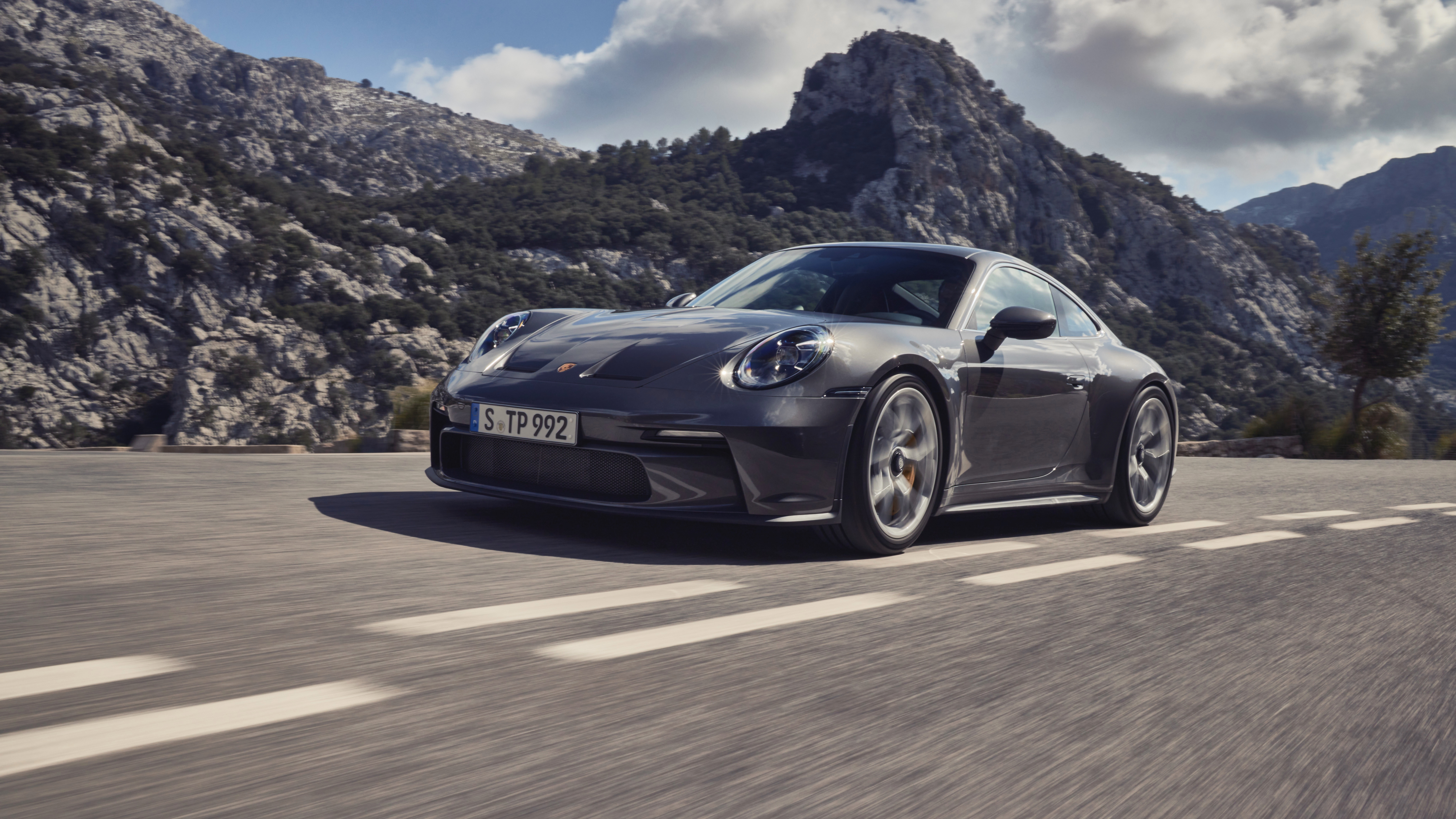 This Week in Cars: 911 GT3 Gets New Trim